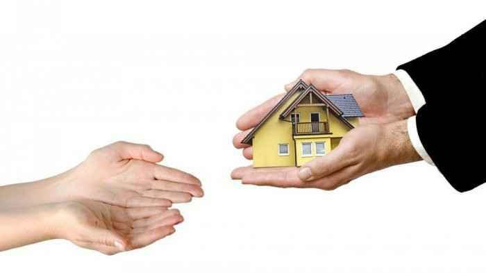 понимал, Право на наследство к имуществу крайней